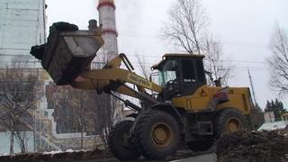 Ход дорожных работ в Комсомольске-на-Амуре проинспектировал министр транспорта и дорожного хозяйства