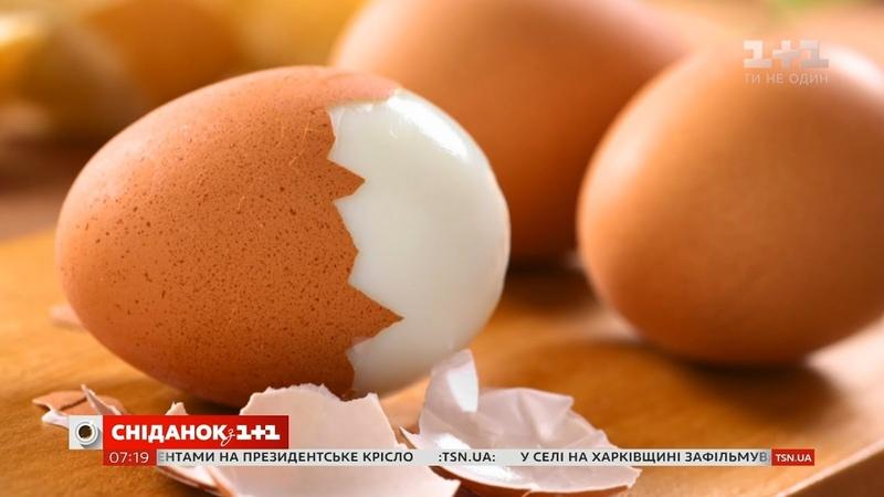 Три яйця на тиждень можуть збільшити ризики серцево-судинних захворювань