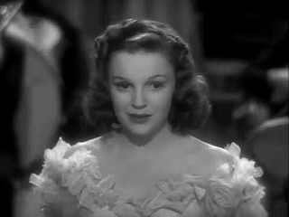 """Judy Garland - Singing In The Rain) From """"Little Nellie Kelly"""", 1940"""