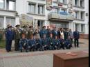 Сотрудники пожарной охраны Курска приняли присягу