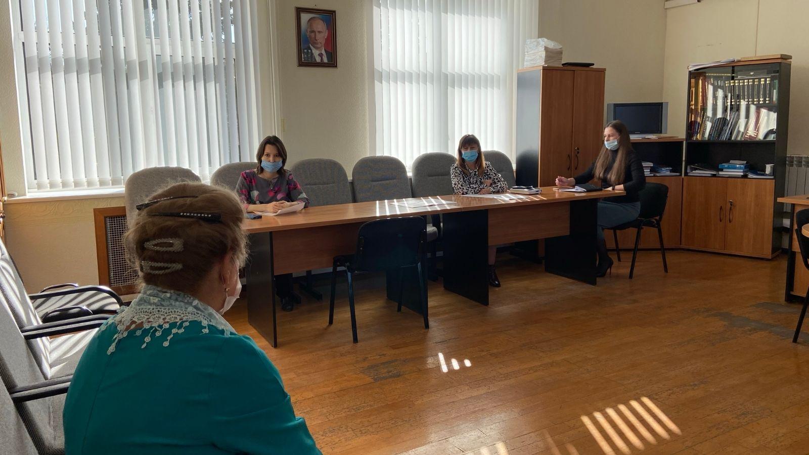 Заседание Межведомственной комиссии по реализации мероприятий по сокращению задолженности по налоговым и неналоговым платежам