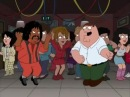 Peter and Cleveland nearly perfect Axel F dance loop