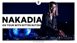 Nakadia on tour with Ritter Butzke | at Zeiss Großplanetarium Berlin