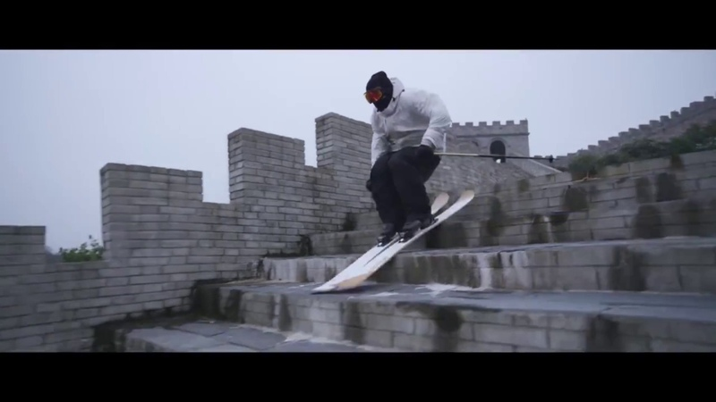 Candide Thovex - AUDI AD (Remix with music from Magnus Deus - Tokyo Nights)