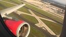 Scandinavian Buzzsaw Awesome HD A320 Takeoff From Frankfurt Germany On SAS