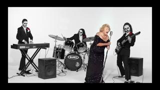 "93yo Metal Grandma Holocaust Survivor Spy! ""Totenköpfchen"" (Laugh at Death) -Swiss Eurovision 2015"