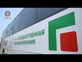 Чеченской государственной телерадиокомпании «Грозный» исполнилось 17 лет.