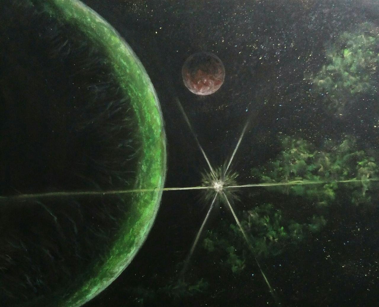 В Зелёной Галактике - 2