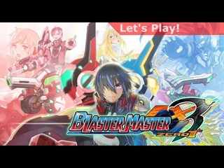 Let's Play: Blaster Master Zero 3