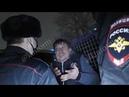 Бил женщину и был задержан сотрудниками ППС Сургута