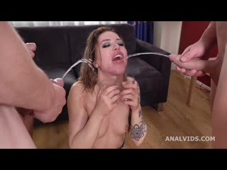 Monika Wild (Russian Pee, Monika Wild crazy Balls Deep Anal, DAP, Pee Drink, Squirt, Other Shit and Swallow GIO1592) [2020,720p]