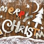 Новогодние и рождественские алфавиты для веб-дизайна