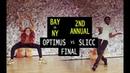 Optimus (NY) vs Slicc (NY) | TURFinc | BAY VS NY | 2nd Annual | Final Dance Battle Tournament