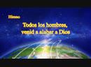 La canción cristiana más hermosa Todos los hombres venid a alabar a Dios