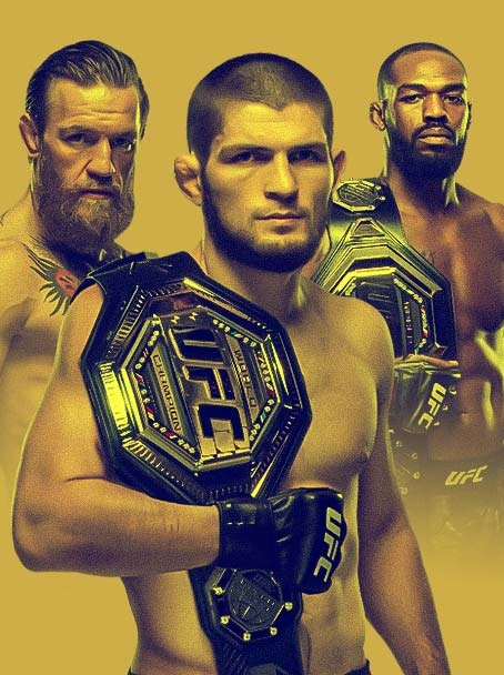 Квиз от СТАВКА TV #4. Как хорошо ты разбираешься в UFC?
