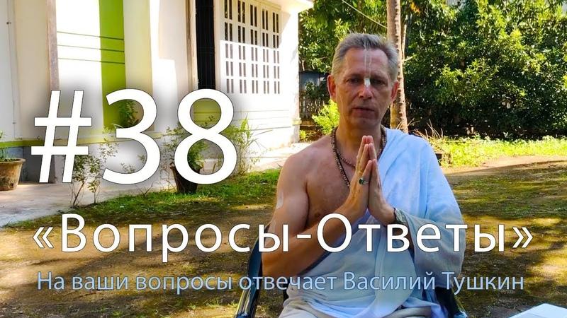 Вопросы-Ответы, Выпуск 38 - Василий Тушкин отвечает на ваши вопросы
