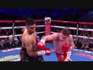 Нокаут года 2016 альварес хан knockout of the year alvarez khan ko