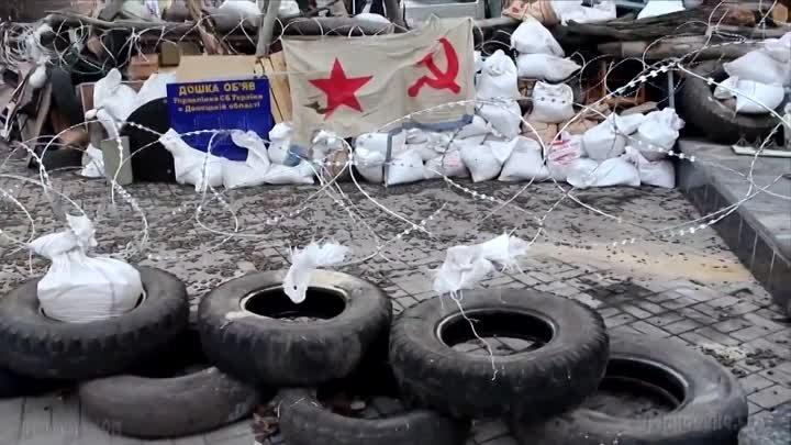 Вставай Донбасс Донецкая панк группа День триффидов гимн ДНР