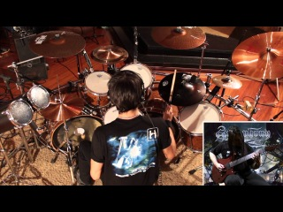 SYMPHONY X - Iconoclast - Drum/Guitar cover by Rafa Dachary and Ricky Lucas