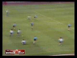 1978 Герта (Германия) - Динамо (Тбилиси) 2-0 Кубок УЕФА, 1/8 финала, 1-й матч, обзор 2