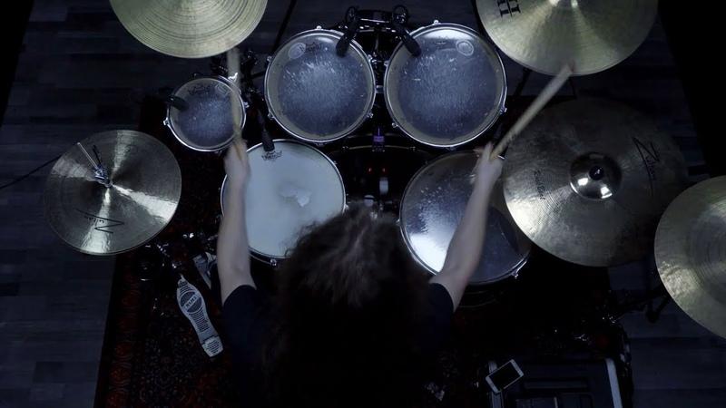 Keep Of Kalessin Dark Divinity Drum Cover by Wanja Nechtan Gröger