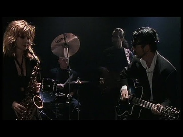 Candy Dulfer Dave Stewart Lily Was Here Original Music Video