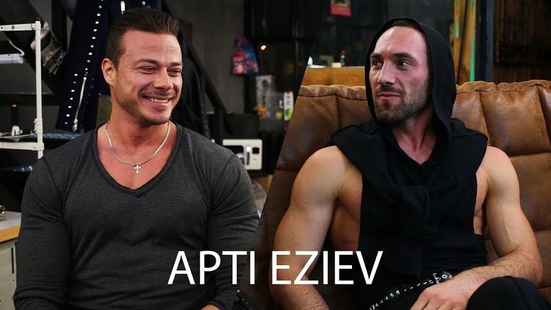 APTI EZIEV и Егор Черкасов интервью