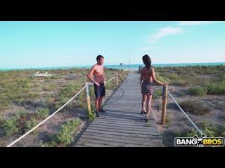 Natasha La Piedra - Natasha Gone Wild in Public [PornCube, ПОРНО, new Porn, HD 1080, Latina, Big Tits