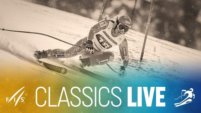ClassicsLive 2012 13 Garmisch Women's Downhill FIS Alpine