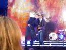 Магне ставит рожки Мортену на концерте в Германии 28 мая
