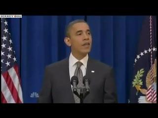 Сатана Обама готов развязать Третью мировую войну для того,чтобы отдать власть в Украине фашистам