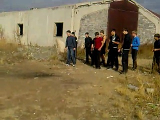 Астана драка 9 классов (опасные ребята) )
