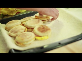 84 egg sandwich - epic meal time