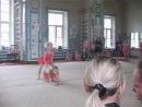 это я в гимнастическом,летнем лагере танцую!