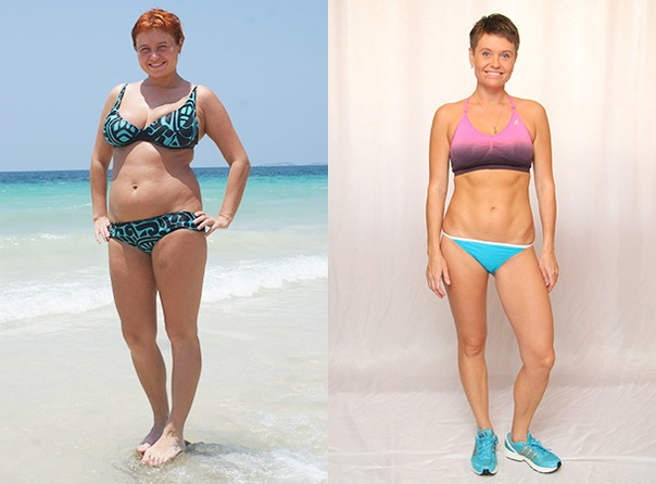 Группа активного похудения
