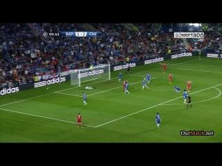 Бавария обыграла Челси в суперкубке Европы 2-2 (Р5-4)