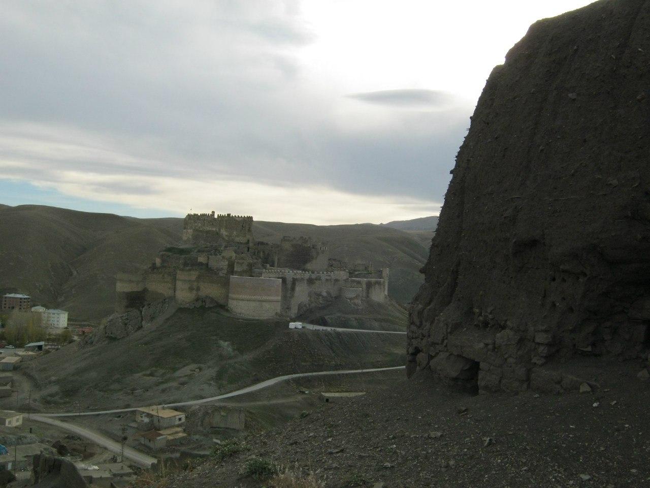 Крепость Хошап в турецкой провинции Ван