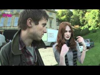 Karen and Arthur Talk Freaky Dolls - Doctor Who Confidential - Episode 9 - BBC Three