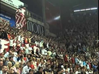 Баскетбол. Товарищеский матч.  Црвена Звезда - Бавария Мюнхен
