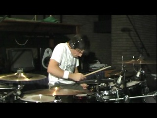 Bomfunk MC's - Freestyler [Drum cover by Cobus Potgieter]