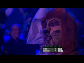 James Wade vs Simon Whitlock (PDC Coral Masters 2013 / Quarter Final)