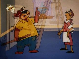 """The Beary's Family Album"" (Семейный альбом Бари) - Забавный детский мультфильм !!!"