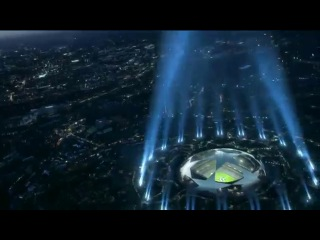 Abertura UEFA Champions League na IVT1 13 02 2013 HD TV Fict cia