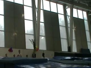 Маршакова Софья Победитель Первенства Москвы финальное упражнение