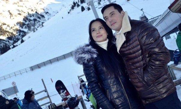 Нурлан алимжанов фото с женой