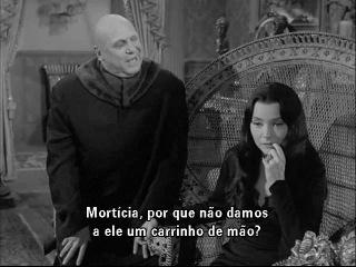 A Familia Addams 46 Gomez O Gatuno
