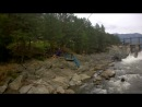 Мой прыжок на Чемальской ГЭС