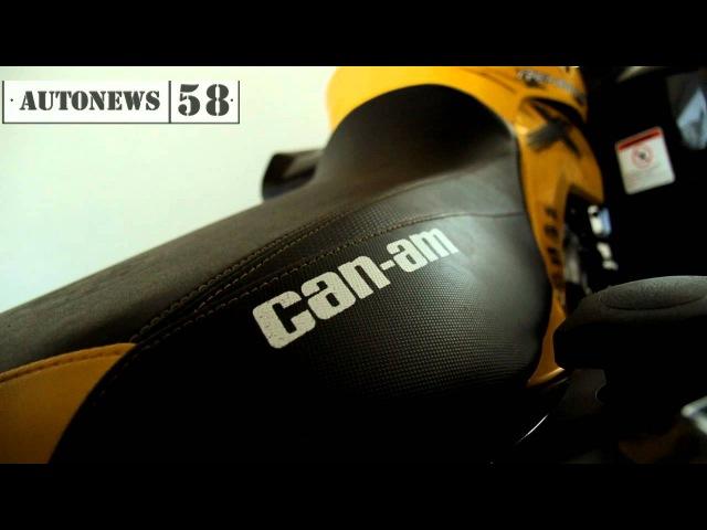 BRP Can Am Renegade 800r XXC из Пензы