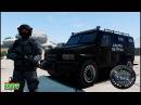 😎GTA 5 Альфа-патруль: Ограбление банка.Перестрелки в городе- GTA 5 Моды