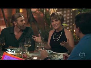 Reynaldo Gianecchini elege Claudia Abreu a Rainha do Falha Nossa () 82 серия
